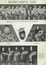 1959 Byrd High School Yearbook Page 242 & 243