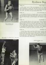 1959 Byrd High School Yearbook Page 252 & 253