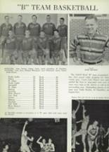 1959 Byrd High School Yearbook Page 256 & 257