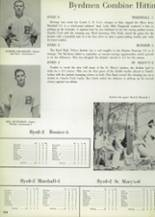 1959 Byrd High School Yearbook Page 268 & 269