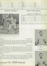 1959 Byrd High School Yearbook Page 270 & 271
