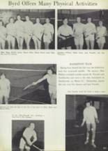 1959 Byrd High School Yearbook Page 280 & 281