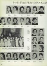 1959 Byrd High School Yearbook Page 346 & 347