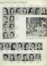1959 Byrd High School Yearbook Page 348 & 349