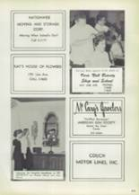 1959 Byrd High School Yearbook Page 382 & 383