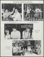 1987 Stillwater High School Yearbook Page 38 & 39