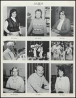 1987 Stillwater High School Yearbook Page 82 & 83