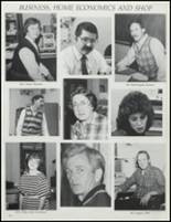 1987 Stillwater High School Yearbook Page 84 & 85