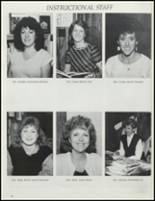 1987 Stillwater High School Yearbook Page 88 & 89