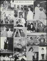 1987 Stillwater High School Yearbook Page 92 & 93