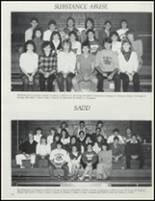 1987 Stillwater High School Yearbook Page 96 & 97