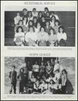 1987 Stillwater High School Yearbook Page 98 & 99