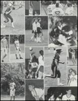 1987 Stillwater High School Yearbook Page 106 & 107