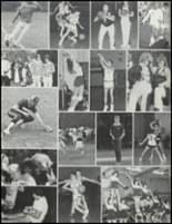 1987 Stillwater High School Yearbook Page 110 & 111