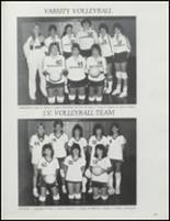 1987 Stillwater High School Yearbook Page 112 & 113