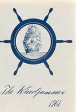 1961 Yearbook Searsport District High School
