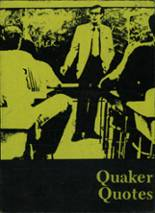 1972 Yearbook Quaker Valley High School