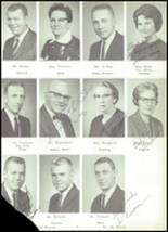 1964 Sioux Center Community High School Yearbook Page 10 & 11