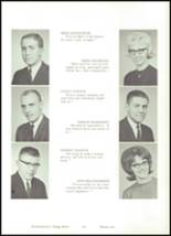 1964 Sioux Center Community High School Yearbook Page 16 & 17