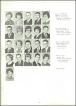 1964 Sioux Center Community High School Yearbook Page 24 & 25