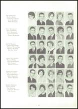 1964 Sioux Center Community High School Yearbook Page 26 & 27