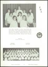 1964 Sioux Center Community High School Yearbook Page 34 & 35
