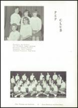 1964 Sioux Center Community High School Yearbook Page 36 & 37