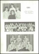 1964 Sioux Center Community High School Yearbook Page 38 & 39