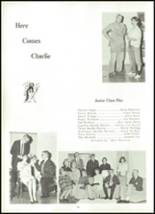 1964 Sioux Center Community High School Yearbook Page 40 & 41