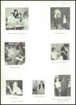 1964 Sioux Center Community High School Yearbook Page 46 & 47