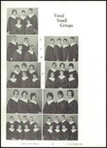 1964 Sioux Center Community High School Yearbook Page 50 & 51