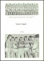 1964 Sioux Center Community High School Yearbook Page 56 & 57