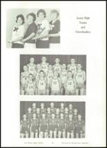 1964 Sioux Center Community High School Yearbook Page 68 & 69