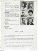 1949 Berrien Springs High School Yearbook Page 14 & 15