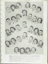 1949 Berrien Springs High School Yearbook Page 16 & 17