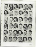 1949 Berrien Springs High School Yearbook Page 22 & 23