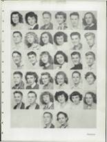 1949 Berrien Springs High School Yearbook Page 24 & 25