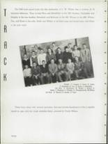 1949 Berrien Springs High School Yearbook Page 34 & 35