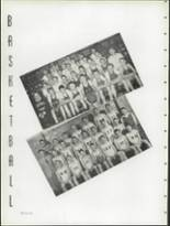 1949 Berrien Springs High School Yearbook Page 36 & 37