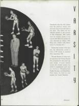1949 Berrien Springs High School Yearbook Page 38 & 39