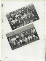 1949 Berrien Springs High School Yearbook Page 40 & 41