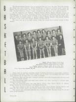 1949 Berrien Springs High School Yearbook Page 42 & 43