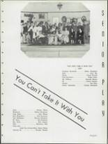 1949 Berrien Springs High School Yearbook Page 48 & 49