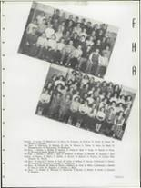 1949 Berrien Springs High School Yearbook Page 54 & 55