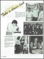 1991 Bryan High School Yearbook Page 10 & 11