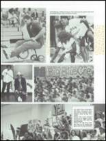 1991 Bryan High School Yearbook Page 14 & 15