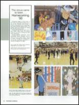1991 Bryan High School Yearbook Page 16 & 17