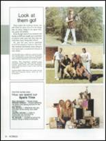 1991 Bryan High School Yearbook Page 20 & 21