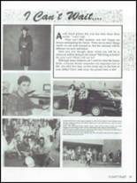 1991 Bryan High School Yearbook Page 22 & 23
