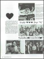 1991 Bryan High School Yearbook Page 24 & 25